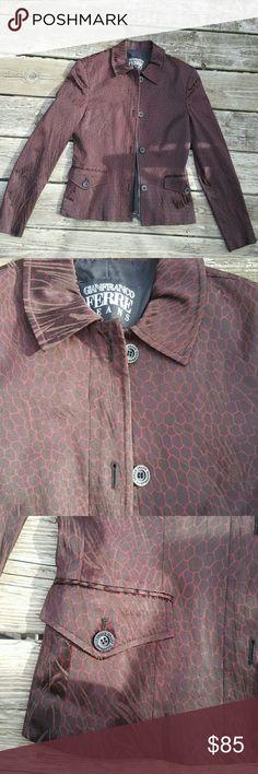 Gianfranco Ferre jacket Made in Italy In very good pre owned condition   Made in ITALY Gianfranco Ferre Jackets & Coats Blazers