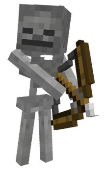 Ich liebe Minecraft skeletons!!!!! #harrypotter #nerd #skeleton #minecraft