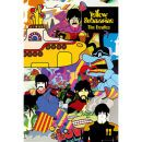 The Beatles Yellow Submarine - Maxi Poster - 61 61×91.5cm Maxi poster featuring a collage of images from the artwork of the Beatles™ classic album Yellow Submarine. (Barcode EAN=5028486122899) http://www.MightGet.com/january-2017-11/the-beatles-yellow-submarine--maxi-poster--61.asp