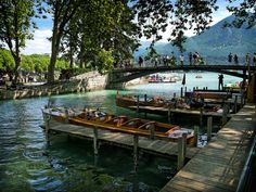 Annecy. France.