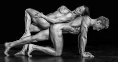 I Take Nude Portraits Of Athletes To Explore The Power Of Human Body (NSFW) | Bored Panda