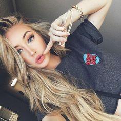 Schöne Frisuren für Blonde Haare - Peinados y pelo 2018 para hombre y mujeres Hair Inspo, Hair Inspiration, New Hair, Your Hair, Gorgeous Hair, Gorgeous Blonde, Pretty Hairstyles, Blonde Hairstyles, Hairstyles 2016