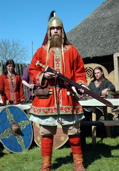 Frankish or eastern viking style, Musee des Temps Barbares
