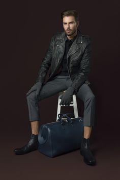 Pur Style: Andreas Eriksen par Ricky Michiels