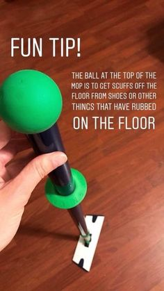Who knew you could use the awesome ball end of the Norwex Microfiber Mop to remove scuffs from your floors! Norwex Mop, Norwex Cloths, Norwex Cleaning, Green Cleaning, Spring Cleaning, Cleaning Hacks, Norwex Party, Norwex Consultant, Natural Cleaning Products