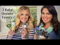 Kayli and Sharzad teach us how to make baby shower gifts! https://www.youtube.com/user/HeyKayli