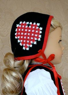 RESERVED FOR ME. American Girl 18 inch by Calyxadollcreations