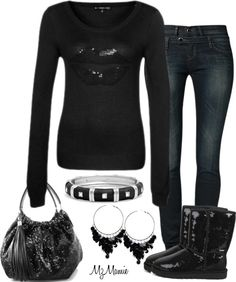 """Untitled #356"" by mzmamie on Polyvore"