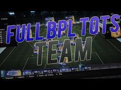 FIFA 14 FULL BPL TOTS TEAM !! FIFA 14 SQUADRA DI TUTTI TOTS by OhAxeel