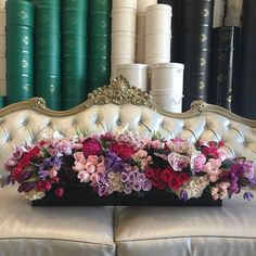 """Send mixed flowers to Los Angeles. Our signature mix boxes are the perfect """"get well soon"""" flowers, gifts for colleagues, hostess, your loved ones and in general. Get Well Soon Flowers, Gifts For Colleagues, Flower Boutique, Sweetheart Table, Flower Planters, Large Flowers, Flower Boxes, Beauty Art, Floral Arrangements"""