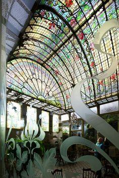❤ #art #ArtNouveau #Jugendstil #architecture #SintKatelijneWaver ❤    #ErfgoedBelgië #Belgientourismus #ILikeBelgium #BelgiumIsBeautiful ❤