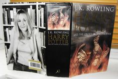 Harry Potter and the order of the Phoenix, J.K Rowling, 2003 edition, HB DJ Harry Potter Books, Bloomsbury, Book Collection, Book Lists, The Book, Phoenix, Im Not Perfect, Dj, Author
