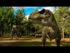 ▶ DINOSAURS - T-Rex VS. Spinosaurus - The Reason Why They Hated Each Other (2) - YouTube