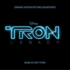 Disney 30 Day Challenge 19 Favorite Soundtrack TRON Legacy Daft Punk