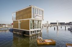 Floating Dutch House
