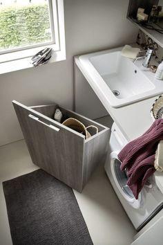 Laundry Room Inspiration, Bathroom Design Luxury, Kitchen Dinning, Laundry Room Design, Retro Home Decor, Home Furniture, House Design, House Styles, Decoration