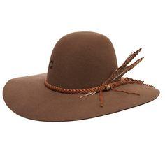 d25998640e2 Wanderlust felt hat from the Charlie 1 Horse® Wanted Collection.  wanderlust   charlie1horse. Womens ...