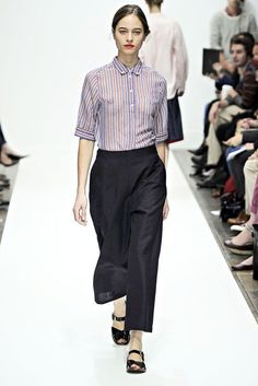 Margaret Howell Spring/Summer 2012 Ready-To-Wear Collection   British Vogue