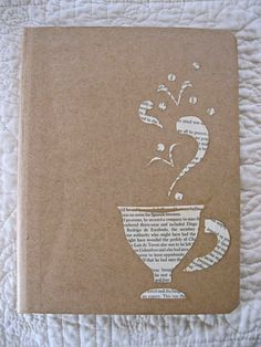 Steaming Teacup Notebook