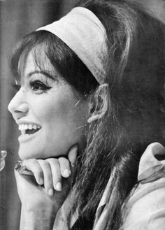 Image about beautiful in Black-blooded girl by Anna Claudia Cardinale, Italian People, Italian Girls, Emma Peel, Cinema, Hollywood Icons, Hollywood Stars, Italian Actress, Iconic Movies