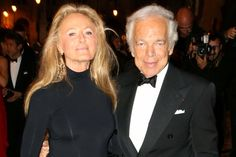 Ralph Lauren and wife Ricky celebrate their 50thanniversary