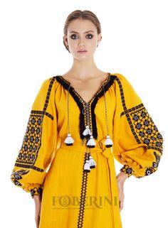 Дизайнерська сукня вишиванка FOBERINI Сукні Максі f8145946a73ce
