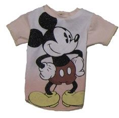 Pink Mickey Mouse Vintage #Dog T #Shirt $36.00