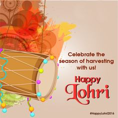 #Happy Lohri