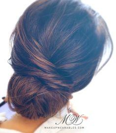 2-Minute Elegant Bun Tutorial   Lazy Easy Hairstyles
