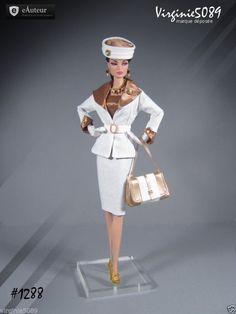 Tenue Outfit Accessoires Pour Fashion Royalty Barbie Silkstone Vintage 1288 | eBay