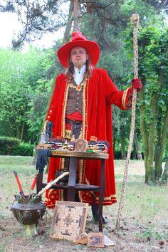 Mage Wizard Wooden Staff Stick Runes 202 cm by ArchdeansMagicShop