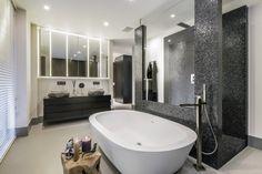 Luxe douche c van badkamer en douche de luxe decoration d avec