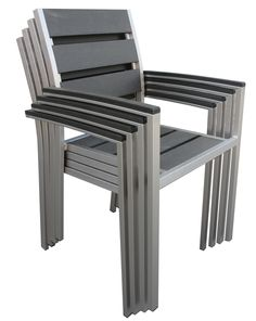 Fresca Stacking Dining Arm Chair
