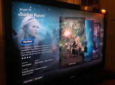 TV UI Sucker Punch