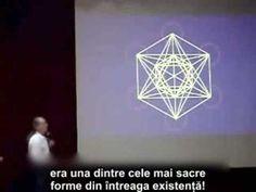 Drunvalo Melchizedek - Geometria Sacra - Cubul Metatron, solidele Platon...