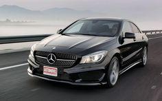 Probamos el Mercedes-Benz CLA250.