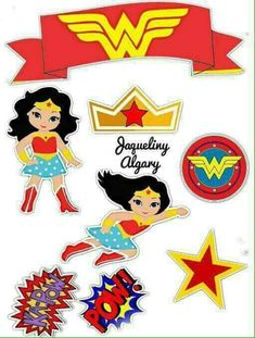 Birthday cake ideas for women diy free printable 61 ideas Wonder Woman Cake, Wonder Woman Birthday, Wonder Woman Party, Birthday Cards For Boys, Birthday Diy, Cake Birthday, Birthday Nails, Birthday Party Decorations Diy, Superhero Party