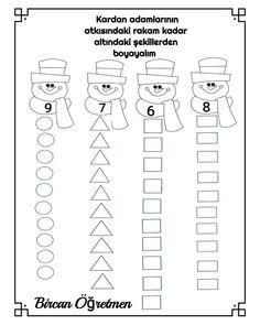 Kindergarten Math Worksheets, Preschool Education, Preschool Learning Activities, Preschool Lessons, Winter Activities, Free Printable Handwriting Worksheets, Weather Unit, School Ideas, Toddler Activities