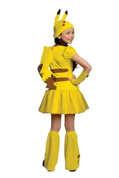 pikachu costume kids - Google Search
