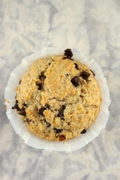 Life's a feast: Chocolate Chip Pecan Buttermilk Muffins