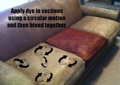 leather dye on pinterest leather furniture dyes and leather repair