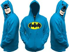 batman hoodie. seriously, what more could you possibly want?