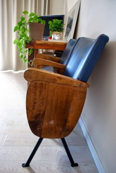 Seaseight Design Blog: MY NEW HOUSE CHRONICLES // POLTRONCINE DEL CINEMA VINTAGE