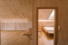 #holzhaus #clt #hausbau #hausbauinspiration #eigenheim Modern, Bathtub, Bathroom, Inspiration, Build House, Projects, Standing Bath, Washroom, Biblical Inspiration