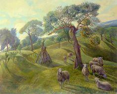 """Mistletoe Tree (England)"" by Ann Arnold, 2005"
