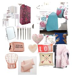 Daughter of Aphrodite room by seymfam on Polyvore featuring polyvore, interior, interiors, interior design, home, home decor, interior decorating, Poundex, Bend, Pem America, Aerie, Child Of Wild, PBteen, Seletti, Nordstrom, Ted Baker and Pinch Provisions