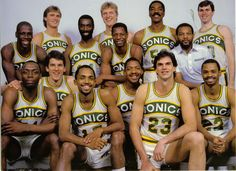The 1985-86 Seattle SuperSonics