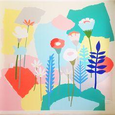 Leah Bartholomew Wall Mural / Wall paper