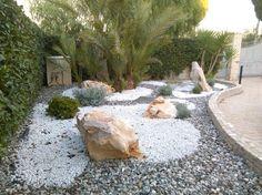 rustikaler Garten von landscapeabc studio garden design
