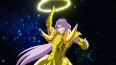 Saint Seiya Anime e Action Figures: Gifs dos cavaleiros de Ouro
